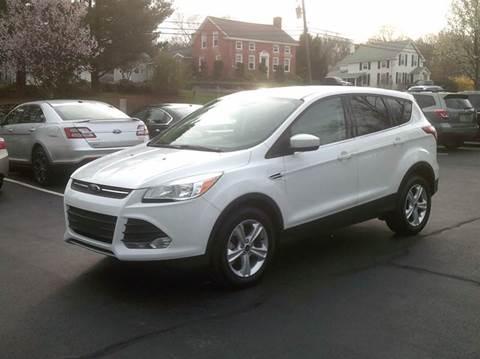 2016 Ford Escape for sale in North Grafton, MA
