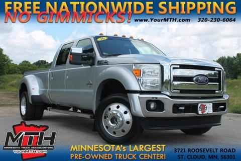 2016 Ford F-450 Super Duty for sale in Saint Cloud, MN
