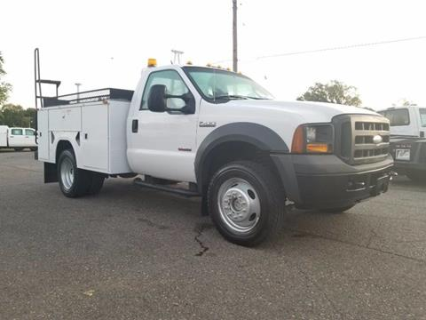 2005 Ford F-450 Super Duty for sale in Saint Cloud, MN