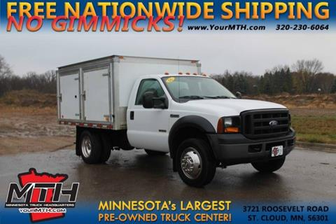 2006 Ford F-450 Super Duty for sale in Saint Cloud, MN