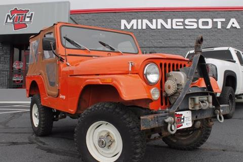 1978 Jeep Wrangler for sale in Saint Cloud, MN