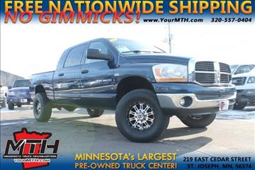 2006 Dodge Ram Pickup 2500 for sale in Saint Cloud, MN