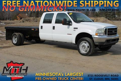 2004 Ford F-450 Super Duty for sale in Saint Cloud, MN