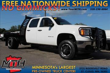 Gmc sierra 3500 for sale minnesota for Heartland motor company morris mn
