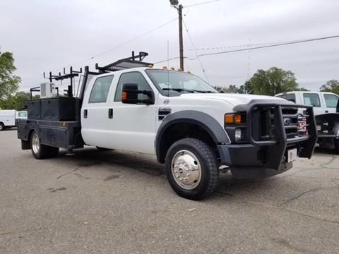 2008 Ford F-450 Super Duty for sale in Saint Cloud, MN