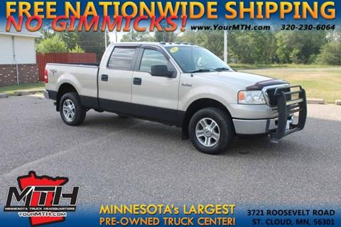 2007 Ford F-150 for sale in Saint Cloud, MN