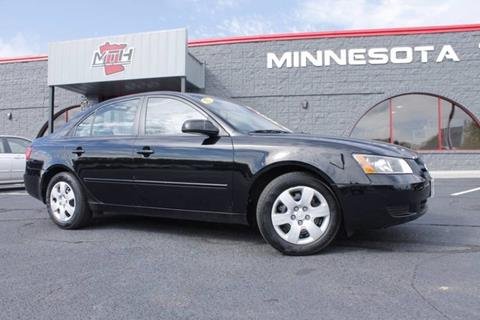 2007 Hyundai Sonata for sale in Saint Cloud, MN