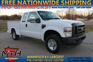 2008 Ford F-250 Super Duty for sale in Saint Cloud, MN