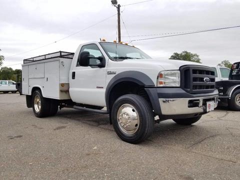 2006 Ford F-550 for sale in Saint Cloud, MN
