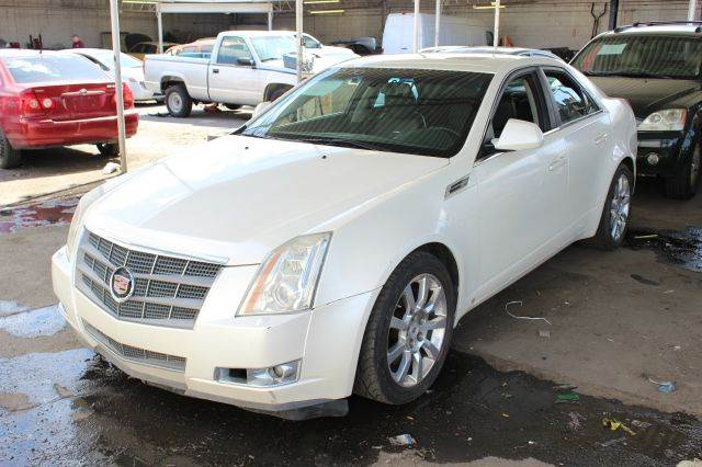 2009 CADILLAC CTS 36L DI 4DR SEDAN W MANUAL HIG white available soon 2-stage unlocking - remot