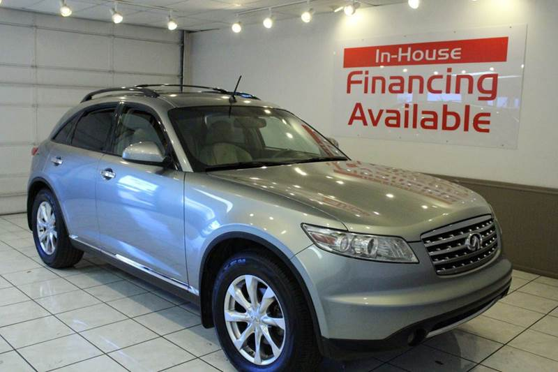 2008 INFINITI FX35 BASE 4DR SUV silver 2-stage unlocking - remote abs - 4-wheel air filtration