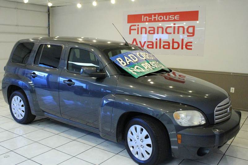 2011 CHEVROLET HHR LT 4DR WAGON W1LT gray 2-stage unlocking abs - 4-wheel air filtration airb
