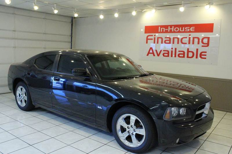 2010 DODGE CHARGER SXT 4DR SEDAN black 2-stage unlocking - remote abs - 4-wheel adjustable peda