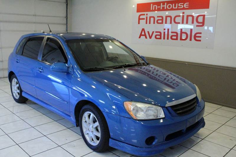 2006 KIA SPECTRA SPECTRA5 4DR WAGON WMANUAL blue air filtration airbag deactivation - occupant