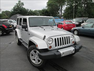 2012 Jeep Wrangler Unlimited for sale in Centereach, NY