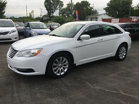 2013 Chrysler 200 for sale in Madison, TN