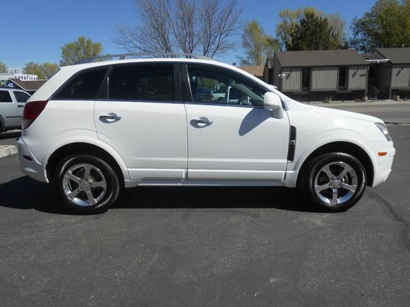 2012 Chevrolet Captiva Sport LTZ AWD 4dr SUV - Pocatello ID