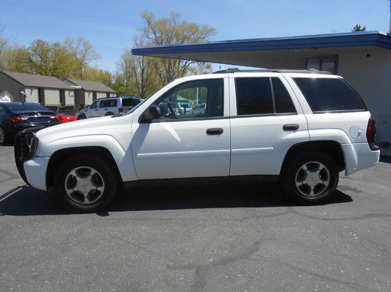 2007 Chevrolet TrailBlazer LS 4dr SUV 4WD - Pocatello ID