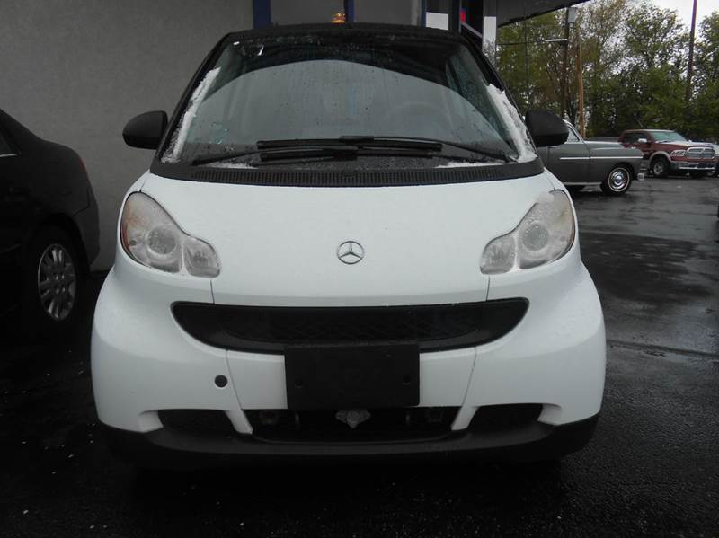 2009 Smart fortwo passion 2dr Hatchback - Pocatello ID