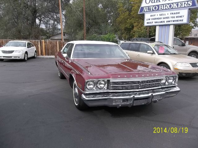 Used plymouth fury for sale for Crider motors mishawaka in