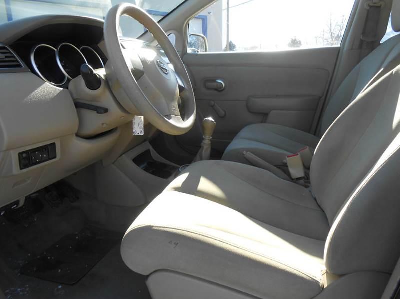 2007 Nissan Versa 1.8 S 4dr Sedan (1.8L I4 4A) - Pocatello ID
