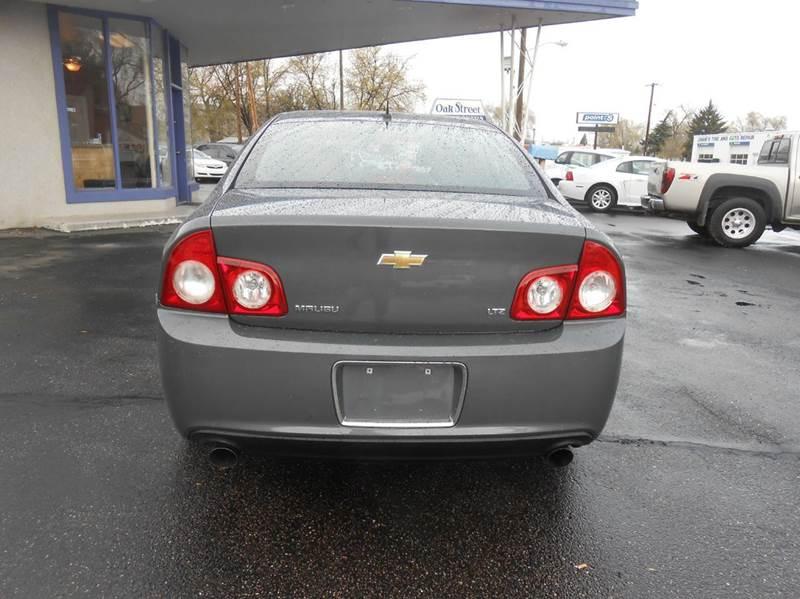 2009 Chevrolet Malibu LTZ 4dr Sedan w/HFV6 Engine Package - Pocatello ID
