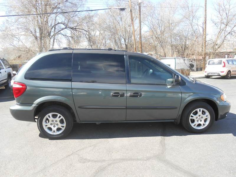 2003 Dodge Caravan SE 4dr Mini-Van - Pocatello ID