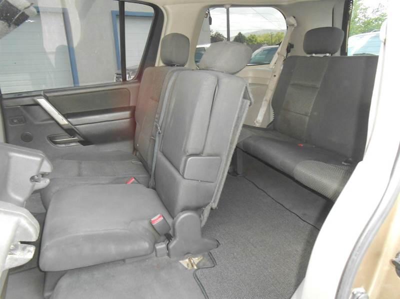2004 Nissan Armada SE 4WD 4dr SUV - Pocatello ID