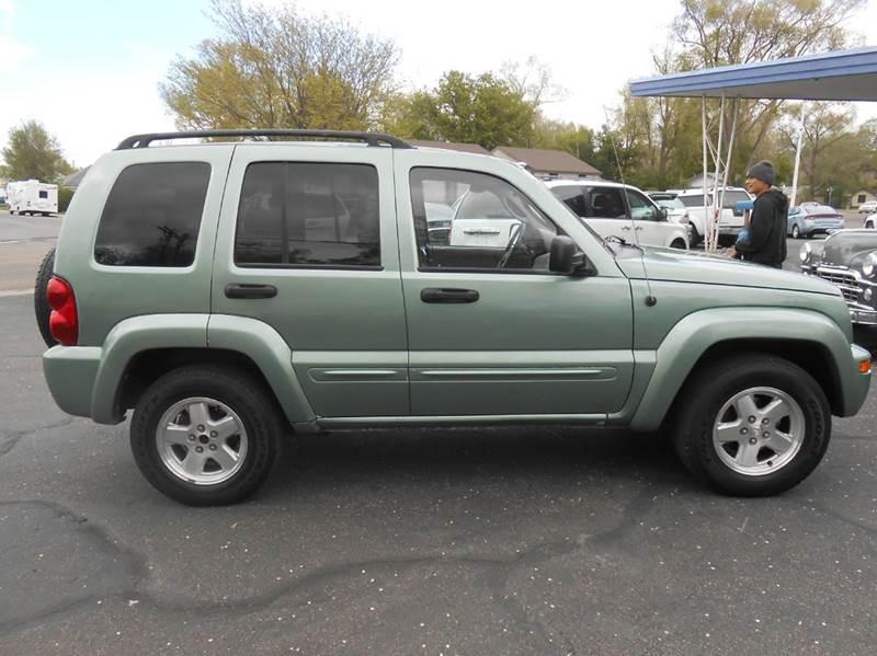 2003 Jeep Liberty Limited 4WD 4dr SUV - Pocatello ID