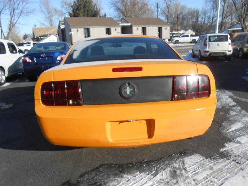 2007 Ford Mustang V6 Deluxe 2dr Coupe - Pocatello ID