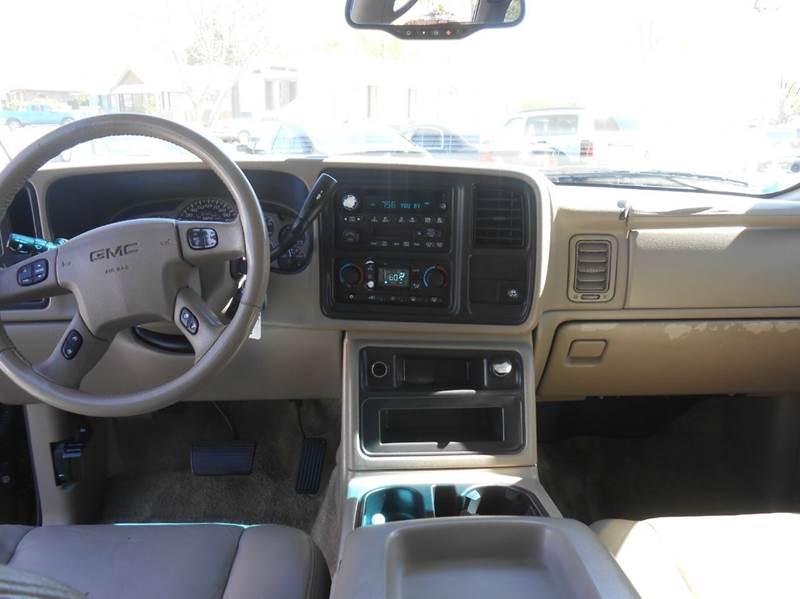 2003 GMC Yukon XL AWD Denali 4dr SUV - Pocatello ID