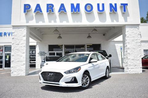 2018 Hyundai Sonata for sale in Valdese, NC