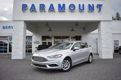 2018 Ford Fusion for sale in Valdese NC