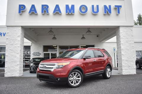 2014 Ford Explorer for sale in Valdese NC
