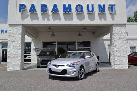 2017 Hyundai Veloster for sale in Valdese NC