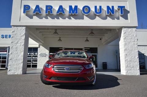 2017 Ford Taurus for sale in Valdese NC