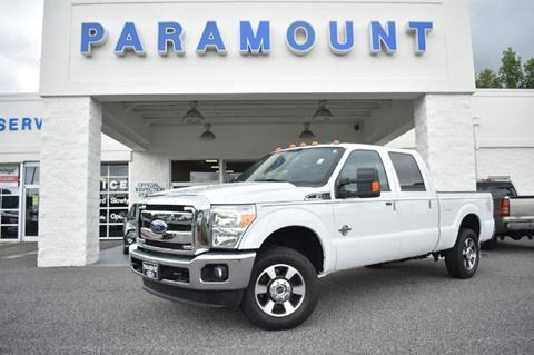 2014 Ford F-250 Super Duty for sale in Valdese NC