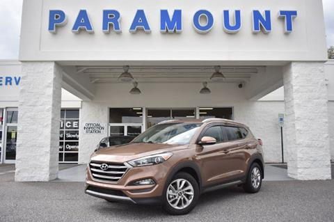 2016 Hyundai Tucson for sale in Valdese NC