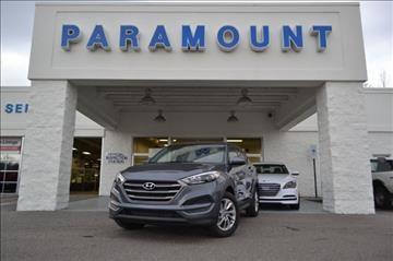 2016 Hyundai Tucson for sale in Valdese, NC