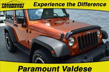 2010 jeep wrangler for sale north carolina for Modern motors thomasville nc