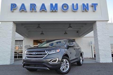 2017 Ford Edge for sale in Valdese NC