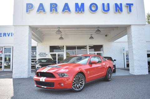 2011 Ford Shelby GT500 for sale in Valdese, NC
