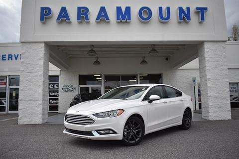 2018 Ford Fusion for sale in Valdese, NC