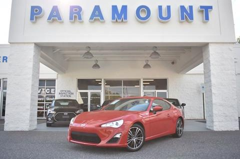 2016 Scion FR-S for sale in Valdese NC