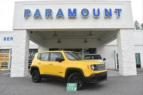 2016 Jeep Renegade for sale in Valdese, NC