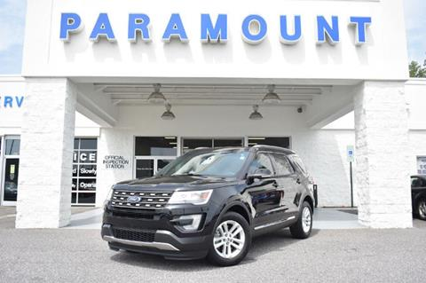 2016 Ford Explorer for sale in Valdese, NC