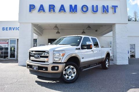 2012 Ford F-350 Super Duty for sale in Valdese NC