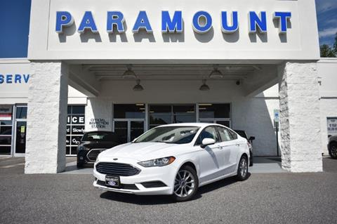 2017 Ford Fusion for sale in Valdese, NC