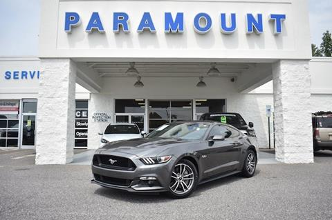 2016 Ford Mustang for sale in Valdese NC