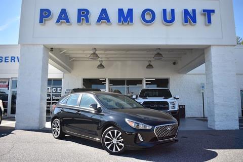 2018 Hyundai Elantra GT for sale in Valdese NC